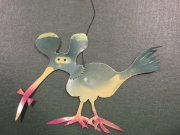T. Hueckel: Mickeysparrow, Dec., 2008