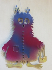 T.Hueckel: Mrs. Owl, Nov., 2008