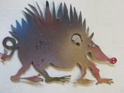 T. Hueckel: iezh (Hedgehog), June 2009
