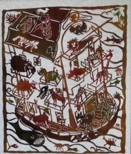 """15. T. Hueckel: Apres le Deluge, Nous <a href=""""http://www.tomaszhueckel.com/apres-le-deluge-nous/"""">(<u>see the story</u>)</a>"""