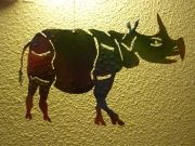 T. Hueckel: Rhino (the same);